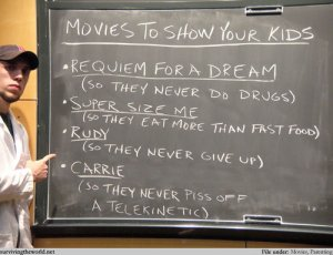 Movies to show your kids